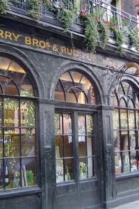 Berry Bros. & Rudd – St James's Street