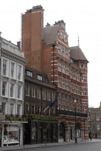 Berry Bros. & Rudd – St James's Street-Pall Mall