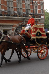 Horse Carriage – St. James's Palace
