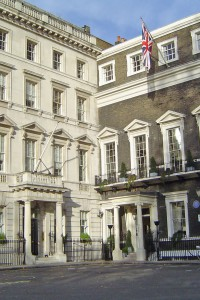 The Naval and Military Club – St James' s Square