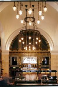 The olseley interior towards bar